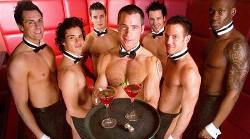 Male strippers in Sydney