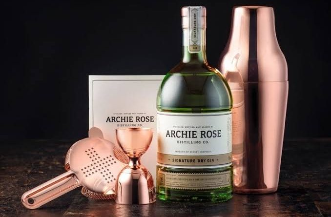 Archie Rose Gin Distillery: A Journey Of Discovery