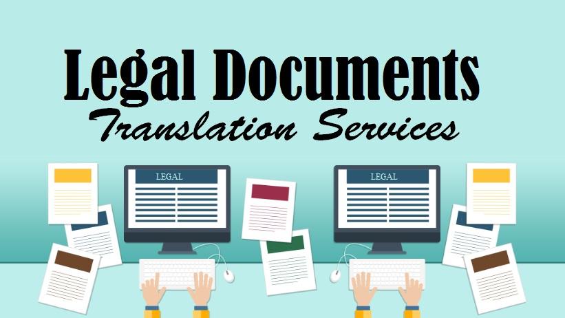 Legal Document Translation Services   ASLT